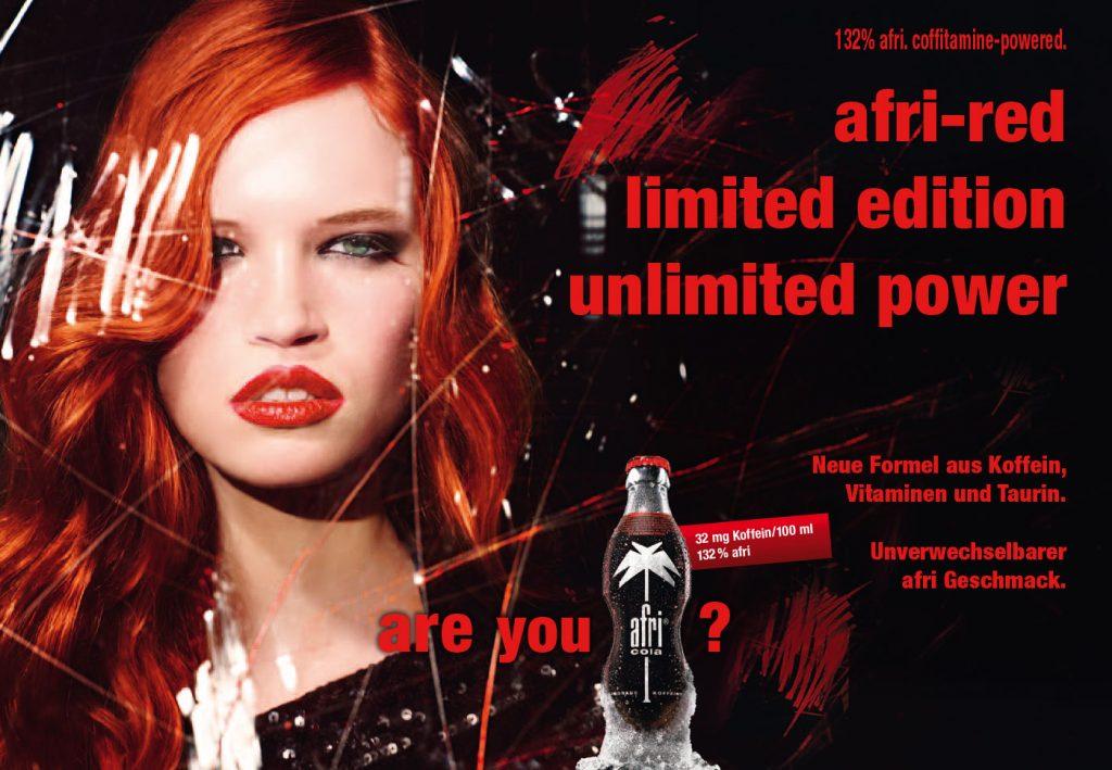 AFRI Werbemittel<br>Agentur: Brandplatform