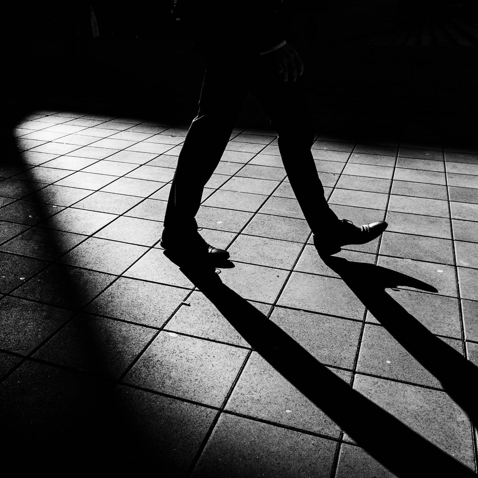 Wo Licht ist, ist auch Schatten