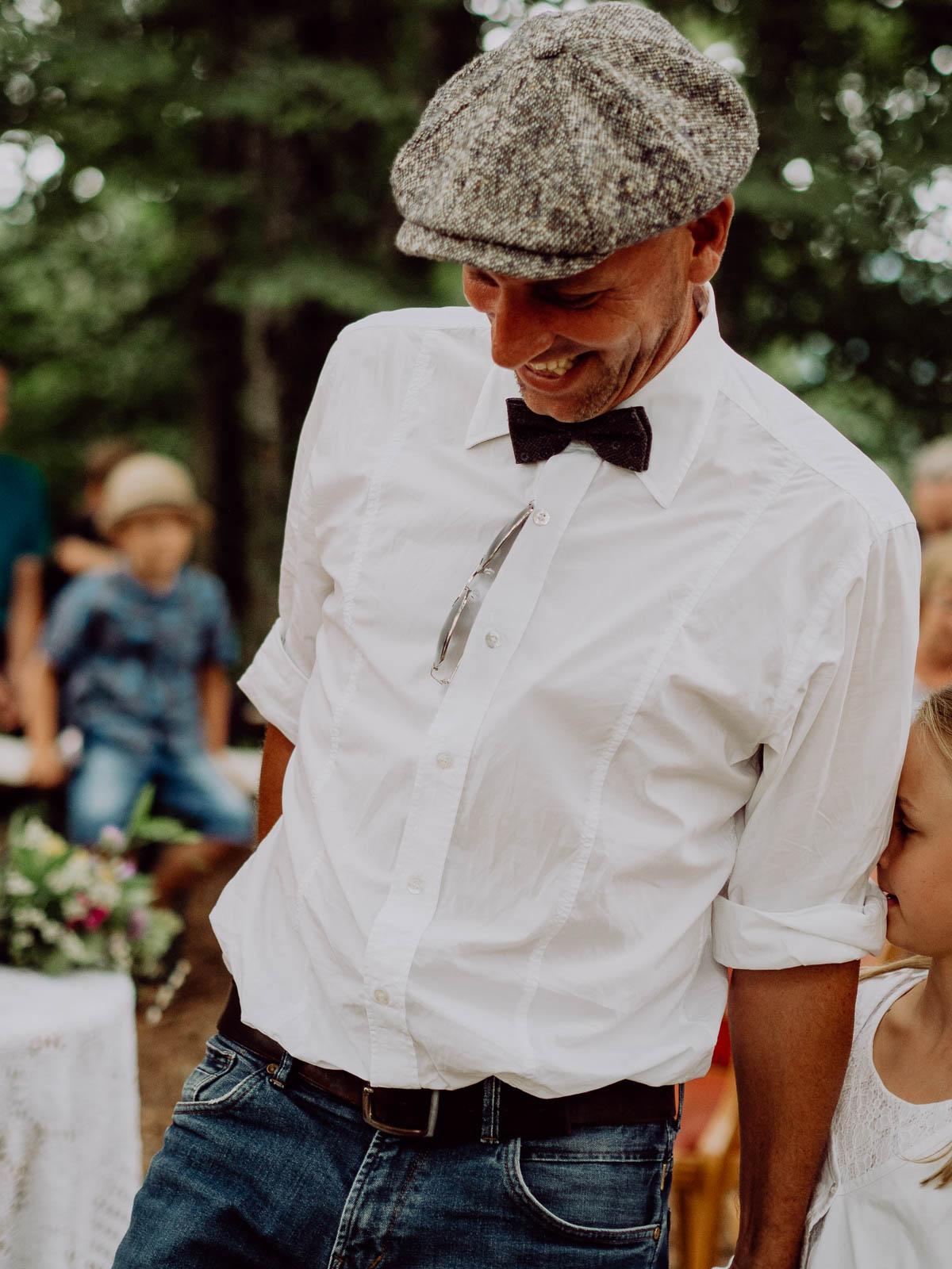 Hochzeits-Reportage