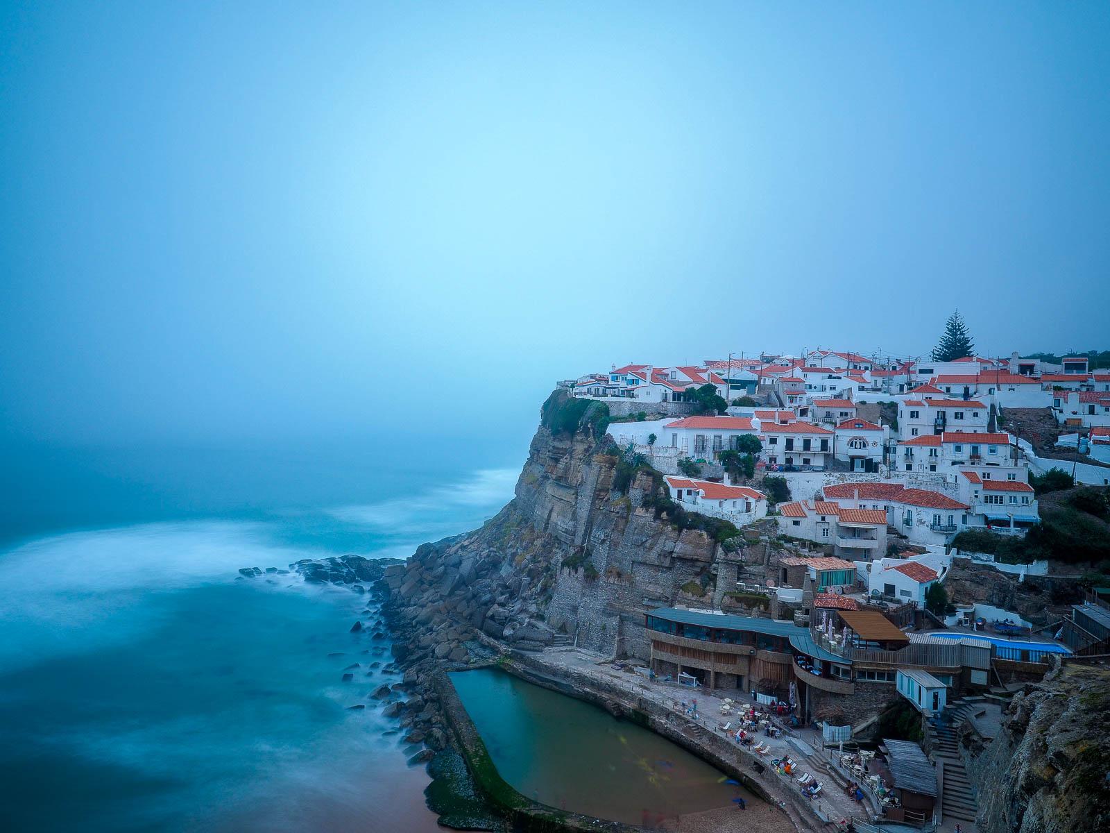 Azenhas do Mar, Portugal