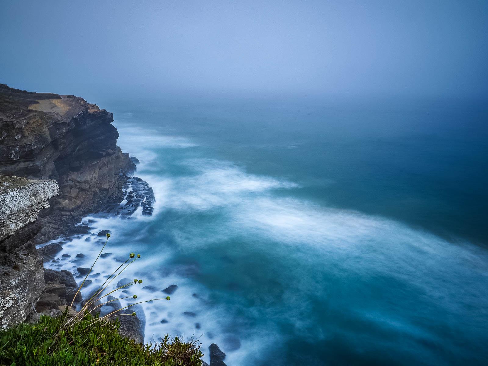 bei Azenhas do Mar, Portugal
