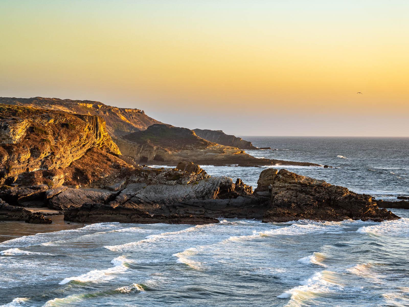 westliche Algarve, Portugal